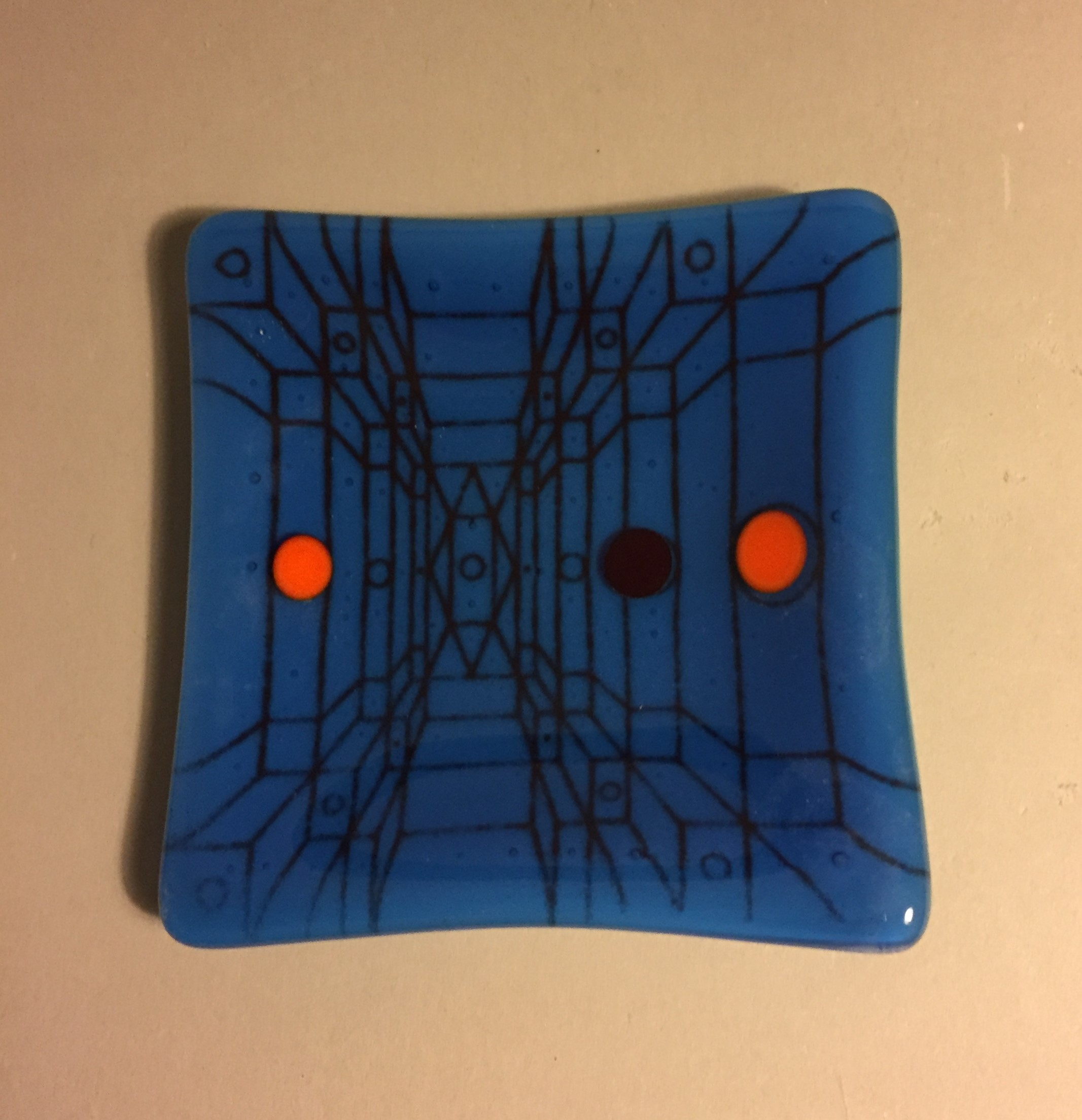 Lines and Dots Plate 8